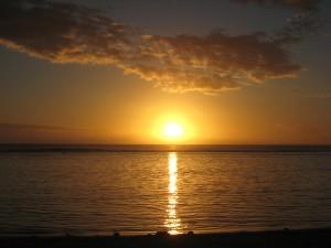 5 Gorgeous Sunsets in Rarotonga